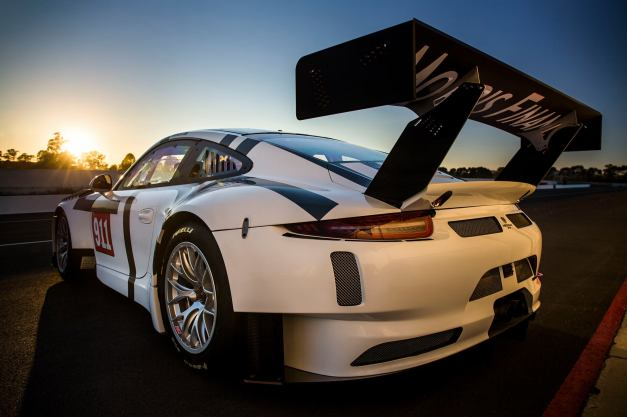 Walkinshaw GT3's Porsche 911 GT3-R